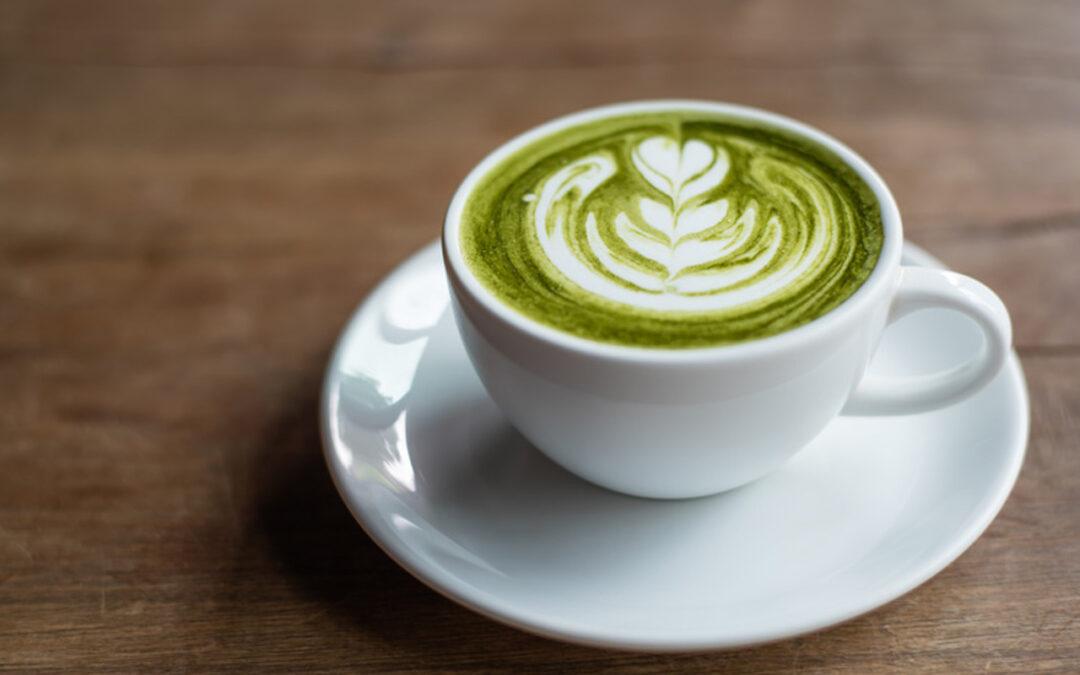 Matcha Latte saudável