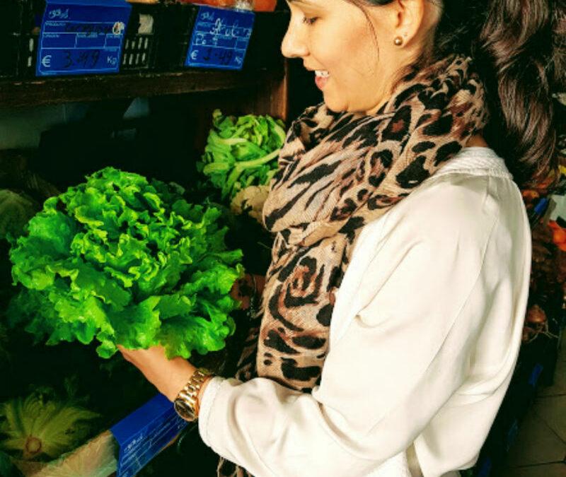 """Os meus """"truques""""#1 – Comprar legumes/verduras para a semana"""