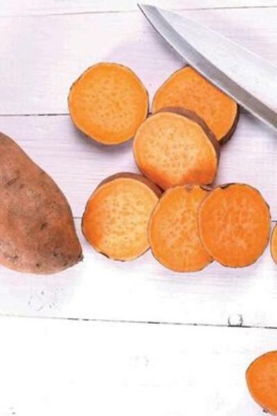 Tosta de Batata-doce