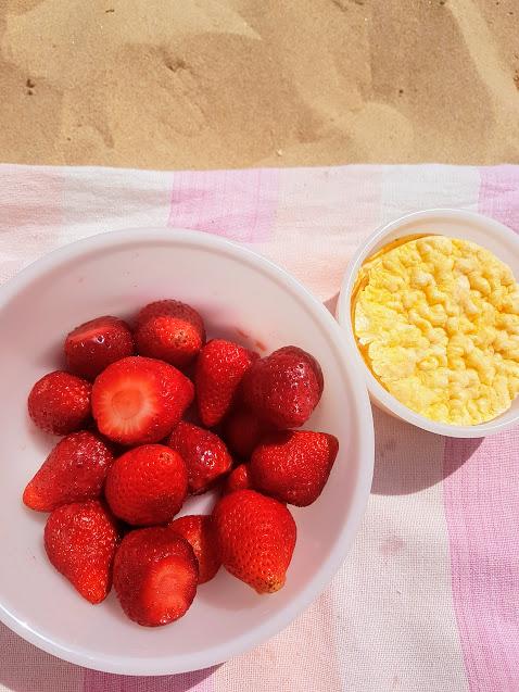 A minha marmita de praia#1