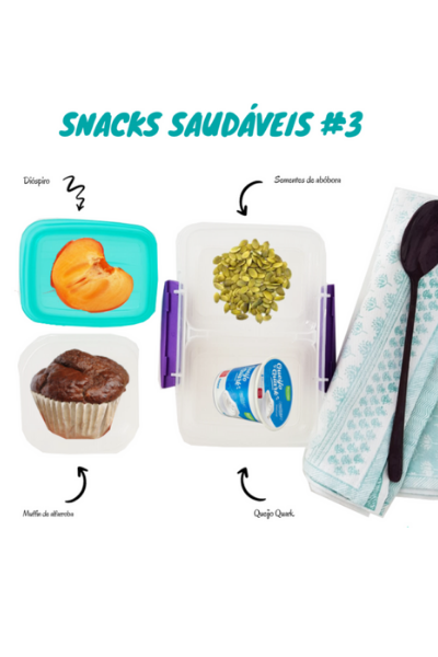 Os meus snacks #3