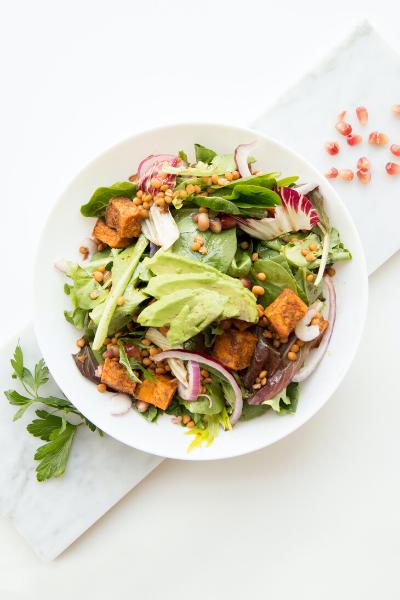 Como fazer uma salada saudável!!