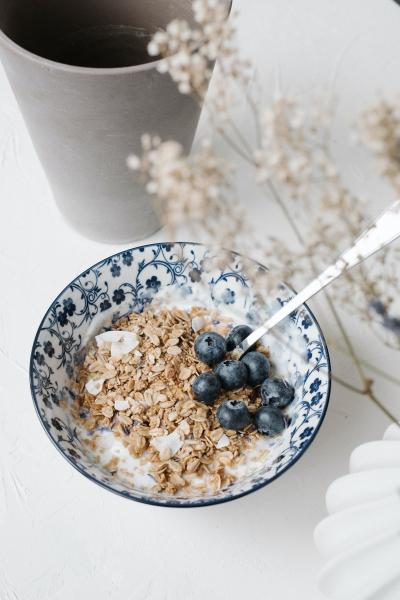Como ter um pequeno-almoço saudável em menos de 10 minutos!