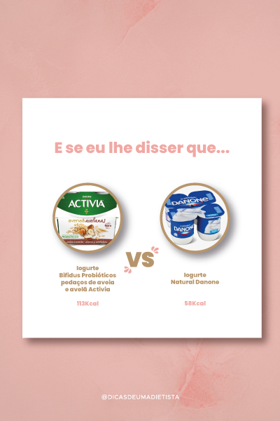 Como escolher o melhor iogurte